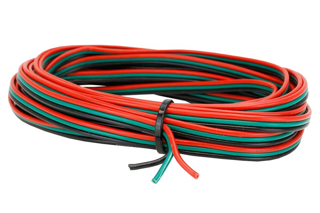3-Wire RGB Ribbon (5m)