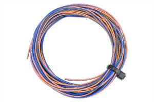 TWIN Wire Decoder Stranded 6m (32g) Pink/Blue