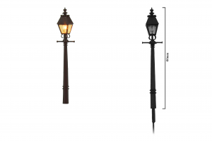 Station Lamps