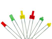 Coloured & Bicolour LEDs