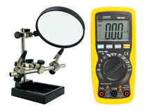 Test Instruments and Useful Specialised 'Bench Tools'