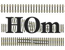 Tillig HOm & HO/HOm Dual Gauge Track & Pointwork